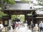 金閣寺(総門)