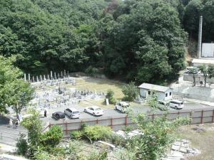 お墓参り(平成23年8月14日)