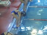 平泳ぎ50m